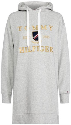Tommy Hilfiger Embroidery Hoody Dress