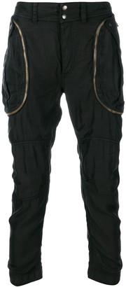 Faith Connexion cropped cargo trousers