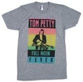 Impact Tom Petty Singer Musician Full Moon Fever Adult Tri-Blend Jersey T-Shirt Tee