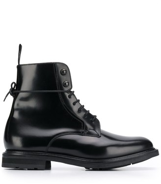 Church's Ankle Lace-Up Boots