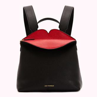 Lulu Guinness Women's Peekaboo Lip Valentina Backpack