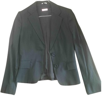 Max & Co. Black Wool Jacket for Women
