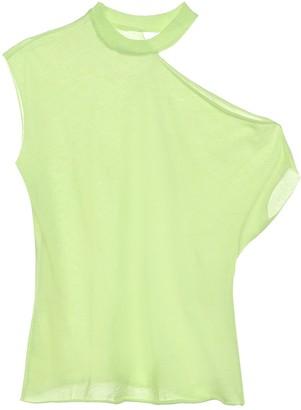RtA Axel cotton-blend top