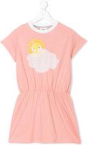 Fendi printed dress - kids - Cotton - 3 yrs