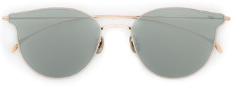 Eyevan 7285 Rimless Sunglasses