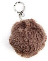 MICHAEL Michael Kors Faux-Fur Pom Pom Key Chain
