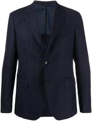 Mp Massimo Piombo Slim Fit Suit