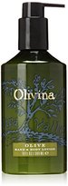 Olivina Hand & Body Lotion, Classic Olive, 10 Ounce