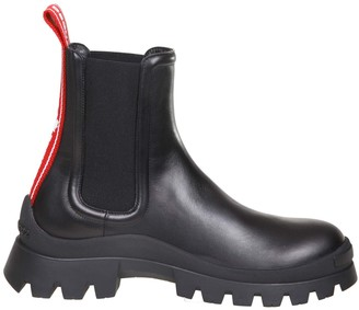 DSQUARED2 Boots In Black Leather