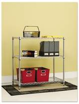 "WFX Utility Wire 36"" Three Shelf Shelving Unit WFX Utility"
