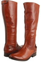 Frye Melissa Button Back Zip Women's Zip Boots