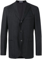 Boglioli woven blazer - men - Cotton/Wool/Elastolefin/Cupro - 48