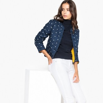La Redoute Collections Embroidered Jacket