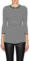 Lisa Perry Women's Striped Fitted Sweater