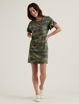 Lucky Brand Cloud Jersey Tee Dress