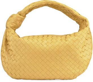 Bottega Veneta The Jodie Small Napa Intrecciato Hobo Bag
