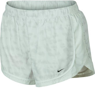 Nike Plus Size Tie-Dyed Tempo Running Shorts