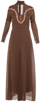 Chloé Long dresses