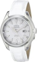 Omega Women's 23113342004001 Analog Display Swiss Automatic Watch