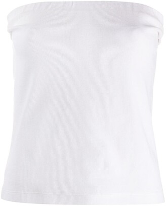 Maison Martin Margiela Pre-Owned 2000s Strapless Top
