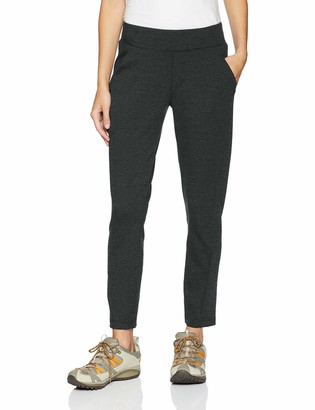 Columbia Women's Plus Size Outdoor Ponte Ankle Pant