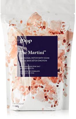 Goop The Martini Bath Soak, 680g - Colorless