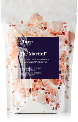 Goop The Martini Bath Soak, 680g