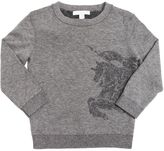Burberry Knitted Cashmere Sweater