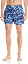 2xist Men's Camper Beach Camo Swim Short