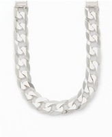 The Love Silver Collection Mens Sterling Silver 8.5 Inch 1oz Curb Chain Bracelet