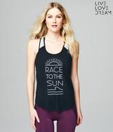 LLD Race To The Sun Racerback Tank