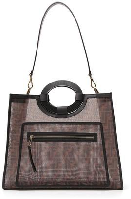 Fendi Runaway Shoulder Bag