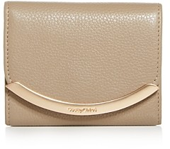 See by Chloe Lizzie Leather Wallet