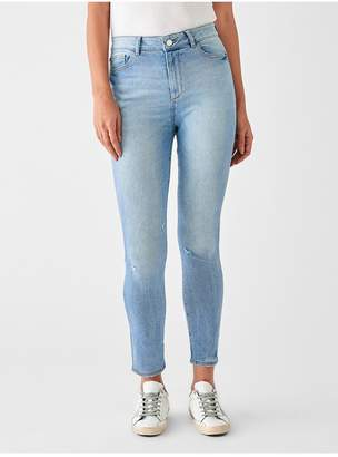 DL1961 Farrow Crop High Rise Skinny | Sorrento