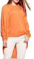 Lauren Ralph Lauren Plus Silk-Blend Cardigan