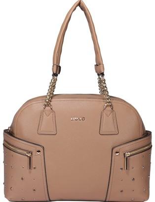 Liu Jo Studded Shoulder Bag