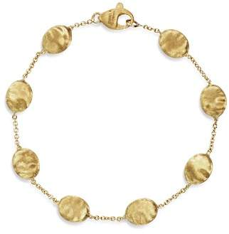 Marco Bicego 18K Yellow Gold Single Strand Bracelet