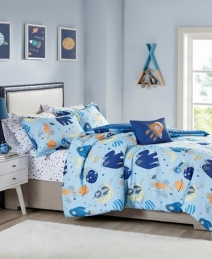 JLA Home Closeout! Urban Dreams Ace 5-Pc. Twin Comforter Set Bedding