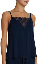 Eberjey Cara Lace-Inset Camisole