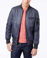 Members Only Men's Two-Tone Bomber Jacket