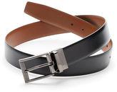 Perry Ellis Scratch Leather Belt