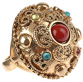 Adiva Beaded Ring