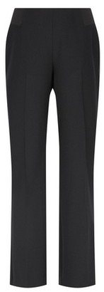 Dorothy Perkins Womens Dp Maternity Black Under Bump Bootcut Trousers, Black