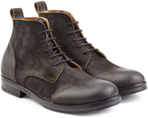 Fiorentini+Baker Fiorentini & Baker Distressed Suede Lace-Up Boots