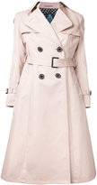 GUILD PRIME classic trench coat - women - Cotton - 34