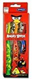 Assorted Angry Birds Toothbrush Pack - Angry Birds Toothbrush