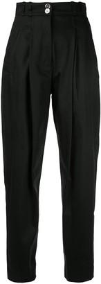 Giambattista Valli Plain High Waisted Trousers
