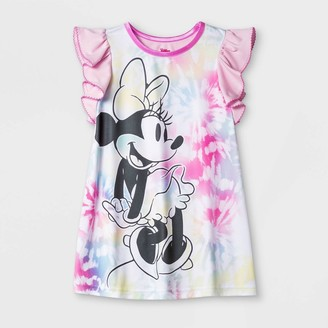 Minnie Mouse Toddler Girls' Minnie Nightgown -