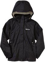 Marmot PreCip Jacket (Kid) - Black-Large
