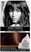 John Frieda Precision Foam Dark Chocolate Brown 4BG